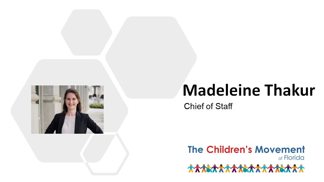Madeleine Thakur The Children's Movement